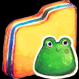 Froggy Folder