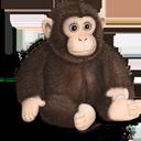 Plush Monkey-128