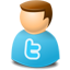 User web 2.0 twitter Icon