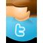 User web 2.0 twitter Icon
