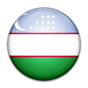 Flag of Uzbekistan-128