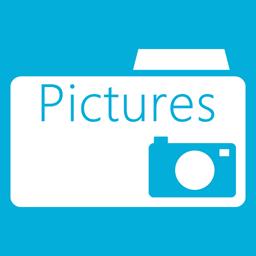 Pictures Folder Metro