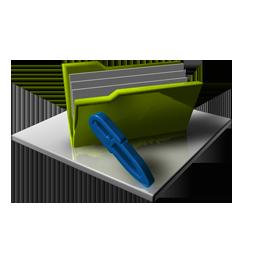 Folder Edit