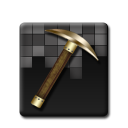 Minecraft Black and Gold-128