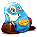 Twitter Monster-128