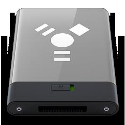 HDD Grey Firewire W
