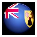 Flag of Turks and Caicos Islands-128