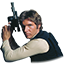 Star Wars Han Solo Icon