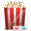 Cinema Popcorn icon