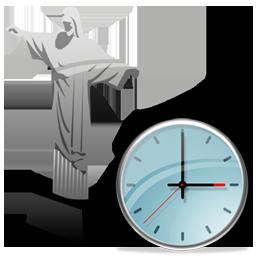 Christ the Redeemer Clock