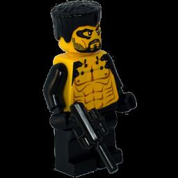 Lego Deus Ex 2