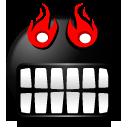 Anger Smile
