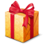 Yellow box icon