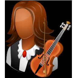 Musician Female Dark