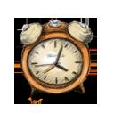 Alarm Clock hand drawn