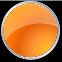Circle orange-128