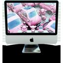 Pink iMac-128