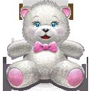 Cute Lady Bear