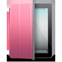 iPad 2 black pink cover-128