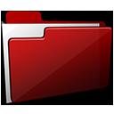 Folder red-128