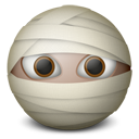 Mummy emoticon-128