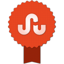 Badge Stumbleupon-128