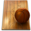 Basketball Court Icon