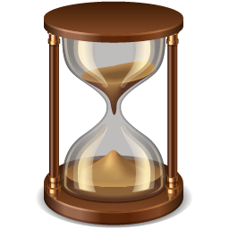 Sand Timer Icon Download Or Application Icons Iconspedia