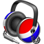 Pepsi Punk headphones Icon