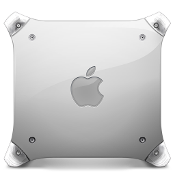 PowerMac G4 Mirrored