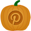 Pinterest Pumpkin icon