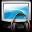 Videoconference icon
