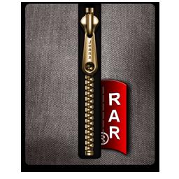 Rar gold black