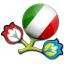 Euro 2012 Italy icon