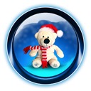Christmas Teddy Bear-128