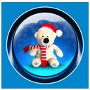 Christmas Teddy Bear-128
