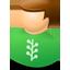 User web 2.0 newsvine icon