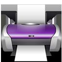 Purple Printer-128