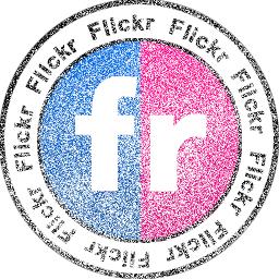 Flickr stamp