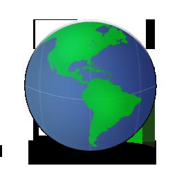 Globe Icon Download Juicy Fruit Icons Iconspedia