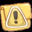 Folder Caution-64