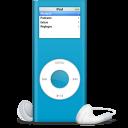 iPod nano bleu-128