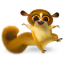 Mort Madagascar Icon