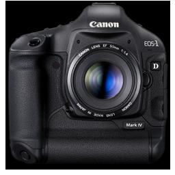 Canon 1D front