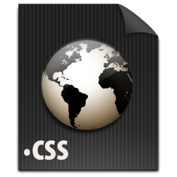 File CSS