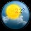 Weather Round Icon