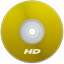HD Yellow Icon
