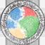 Google stamp Icon