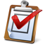 Task Report Hot icon