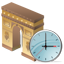 Arch of Triumph Clock icon